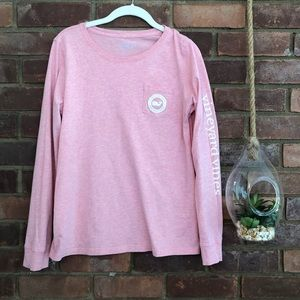 Vineyard Vines Whale Dot Long Sleeve